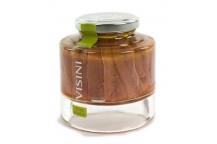 Filetti di acciughe stese in olio di oliva