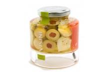 Antipasto extra in Olivenöl
