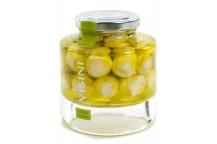 Mini-Artischocken in Olivenöl
